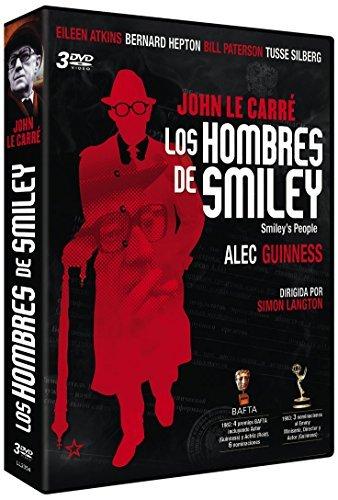 Smiley's People -Los Hombres De Smiley- John Le Carre (European Import Pal Format)