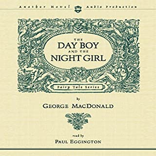 Day Boy and the Night Girl audiobook cover art