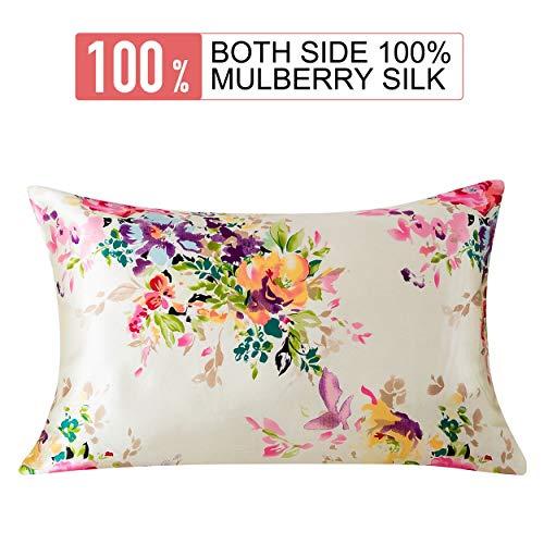 Slpbaby Silk Pillowcase For Hair And Skin With Hidden Zipper Print Standard Pattern5