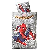 Herding GmbH Parure de lit Enfant Spiderman (135x 200)