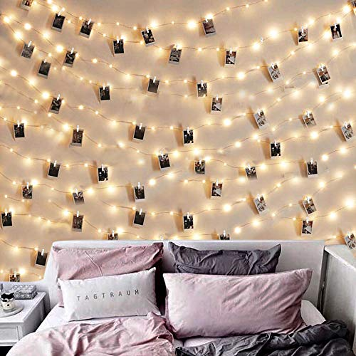 Photo Clip Strip Lights