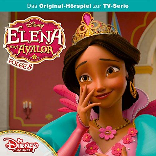 Die jungen Adloparden / Der König des Karnevals (Elena von Avalor 8) Titelbild