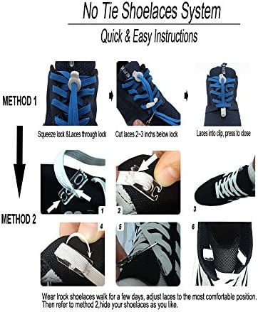 Sqiuxia 14pcs/Pack Waterproof Silicone Shoes Accessory Shoelace ...