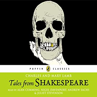 Couverture de Tales from Shakespeare