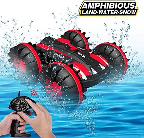 Amphibious Toy Car