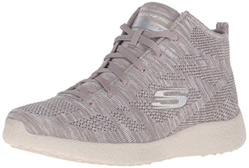 Skechers Sport Women's Divergent Fashion Sneaker,Gray/Aqua,6 M US