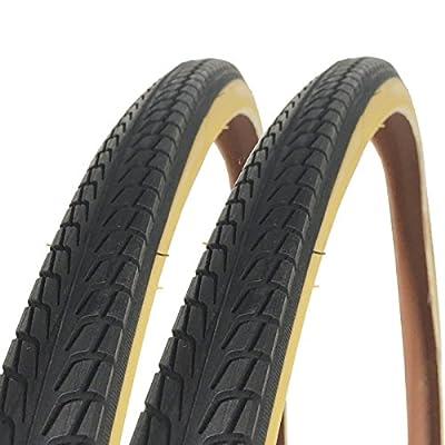CST Raleigh T1531 Arrow 700 x 38c Hybrid Bike Tyres (Pair)