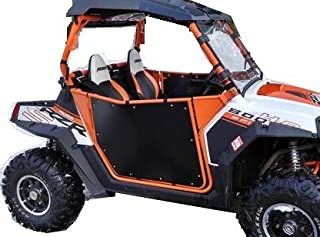 Bear Claw V2 Orange/Black Doors for Polaris RZR 2008-2014