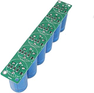 Shaluoman Farad Capacitor 2.7V 500F 35X60MM Super Capacitor With Protection Board