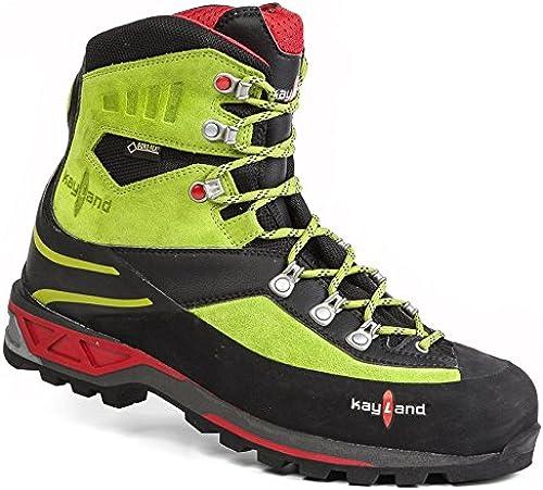 KAYLAND chaussures chaussures Hommes moutaineeering Apex Rock GTX blecl-Lime  jusqu'à 42% de réduction