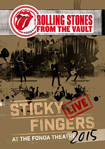 Sticky Fingers Live At Theatre 2015