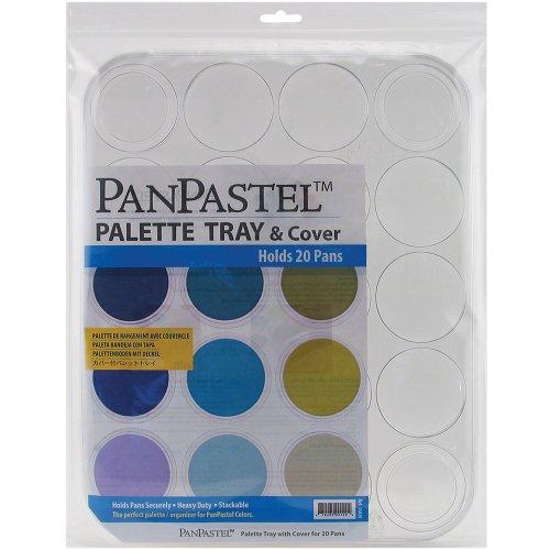 ホルベイン パンパステル パレットトレイ 20色用 35020