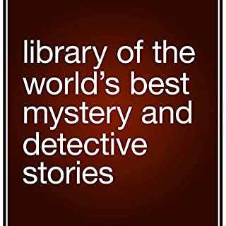 Library of the World's Best Mystery and Detective Stories cover art