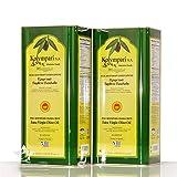 10 L Extra Natives Olivenöl Kolymvari g.U. Mihelakis Familie (2x 5L Kanister) Oliven Öl