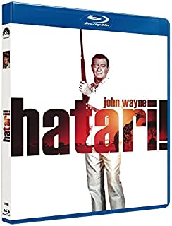 Hatari [Blu-Ray] (B00DE6NGYY) | Amazon price tracker / tracking, Amazon price history charts, Amazon price watches, Amazon price drop alerts