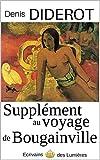 Supplément au voyage de Bougainville - Format Kindle - 0,99 €