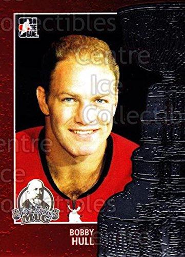 (CI) Bobby Hull Hockey Card 2013-14 ITG Lord Stanley's Mug (base) 41 Bobby Hull