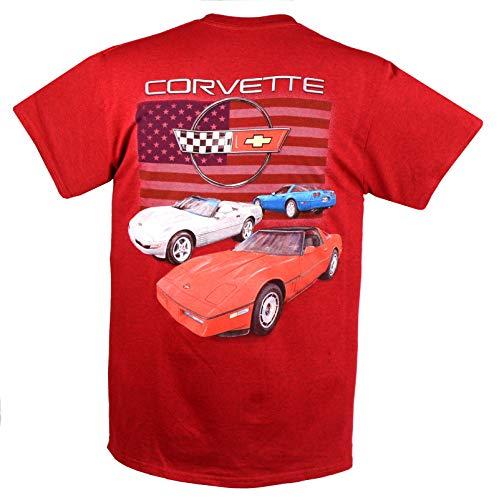 Joe Blow Chevy Corvette C4 Flag ...