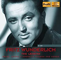 Fritz Wunderlich: The Legend (2008-01-29)