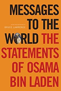 Messages to the World: The Statements of Osama Bin Laden by Osama bin Laden (2005-11-28)