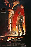 """POSTER STOP ONLINE Indiana Jones and The Temple of Doom - Movie Poster Regular (Size 27"""" x 40"""")"""