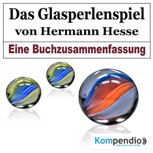 Das Glasperlenspiel: Eine Buchzusammenfassung Titelbild