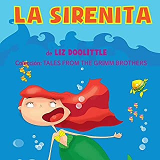 A Sirenita [A Mermaid] audiobook cover art