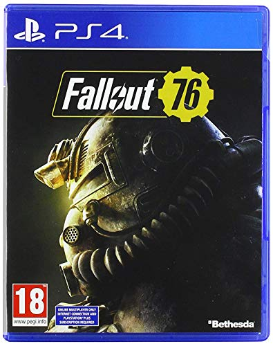Fallout 76 - Ps4 (Playstation 4) - Lingua italiana