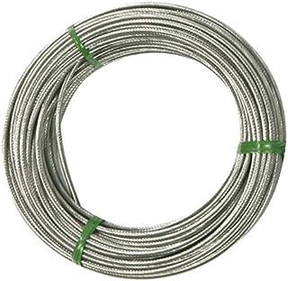 Cable acero universal diámetro 1.5 mm cortadora Motoculture embrague Poignee butee velo Cyclo moto Gas tornillo