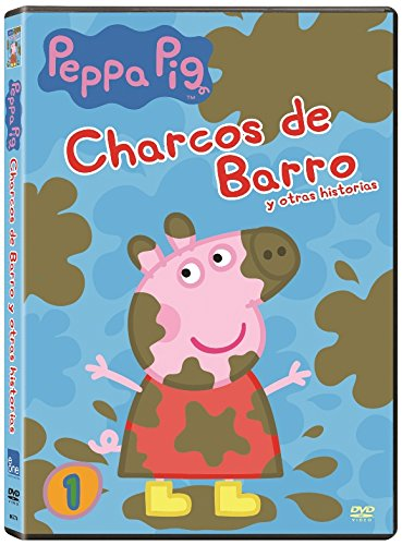 Peppa Pig Vol 01 [DVD]