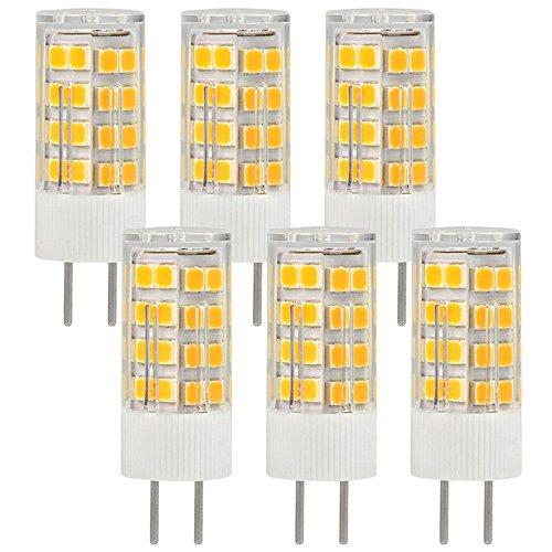 GRANVOO Lot de 2 ampoules LED G23 12 W = 95 W 2 broches en aluminium cache PC Blanc chaud 1200LM 72X2835 SMD AC 85-265 V