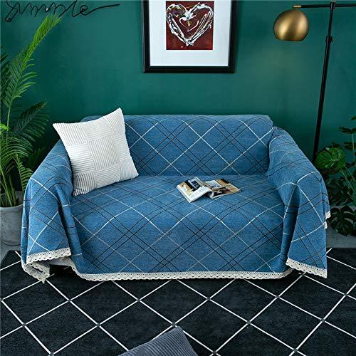 MQQW - Funda para sofá, funda de cojín de asiento separado, extraíble, lavable, protector de muebles, extra suave
