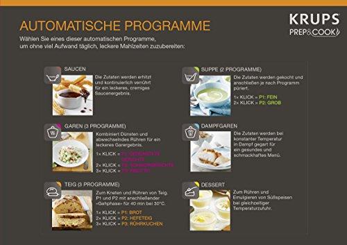 Krups Prep&Cook HP5031 - 8