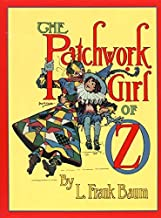 The Patchwork Girl of Oz (Books of Wonder) by L. Frank Baum (1995-03-15)