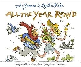 All the Year Round (English Edition) par [John Yeoman, Quentin Blake]