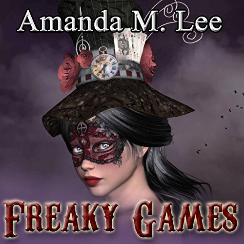 Freaky Games cover art