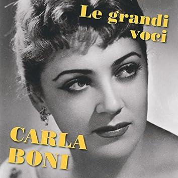Carla Boni (Le grandi voci)