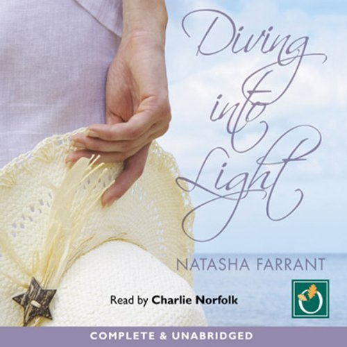 Diving into Light audiobook cover art