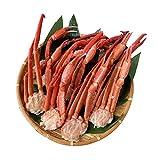 鮮度の鬼 トゲ ズワイガニ 1kg 食べ放題で需要が高まっている人気のトゲズワイガニ