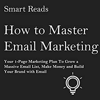 How to Master Email Marketing audiobook cover art