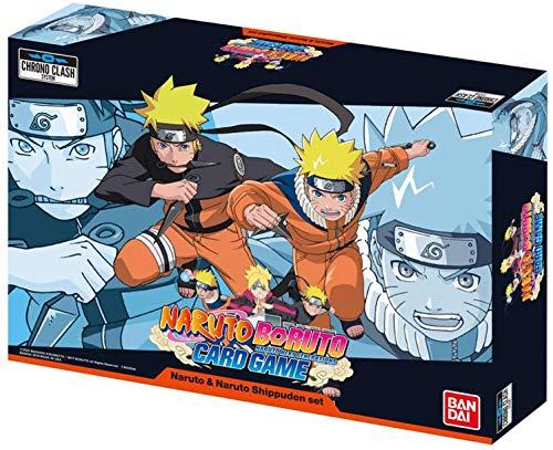 Naruto Boruto Card Game: Naruto & Naruto Shippuden Set