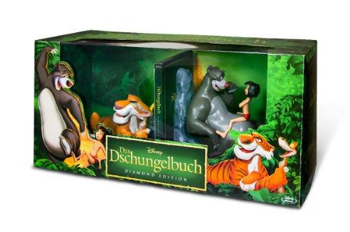Das Dschungelbuch - Diamond Edition 2013 (inkl. Buchstützen) [Blu-ray]