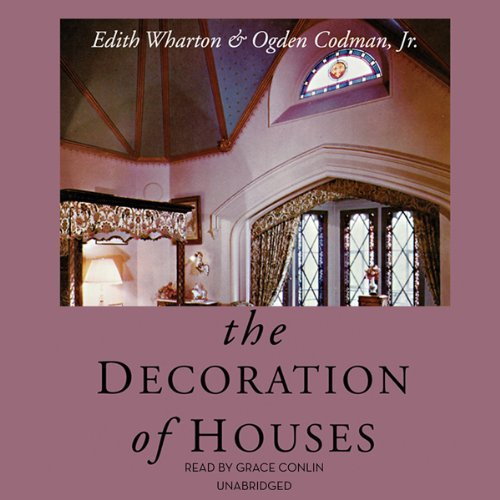 The Decoration of Houses copertina