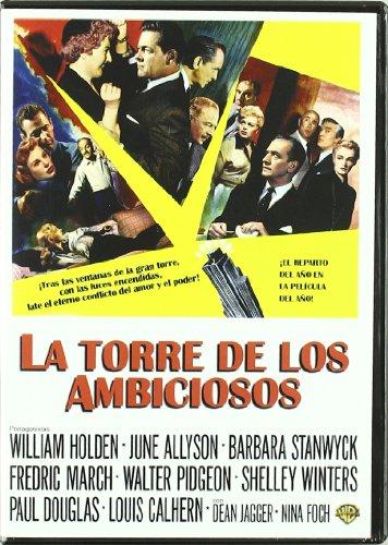 La Torre De Los Ambiciosos [DVD]
