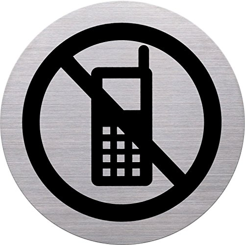 Helit H6271400 - Piktogramm-Handy-Verbot