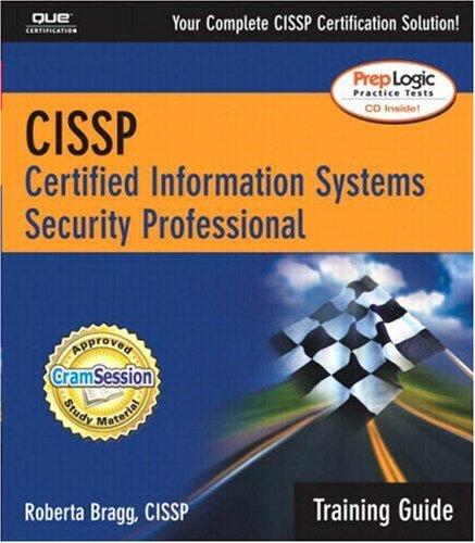 CISSP Training Guide