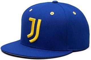 Juventus - Calming Blue Retro Flat Peak Snapback (Colección Fi)