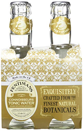 Fentimans, Agua de seltz - 6 de 4 botellas (Total: 24 botellas)