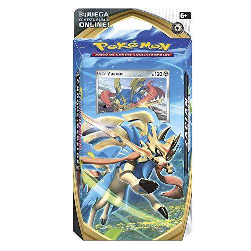 Pokemon- Baraja Temática Jcc Espada Y Escudo 2 (Bandai PC50099)