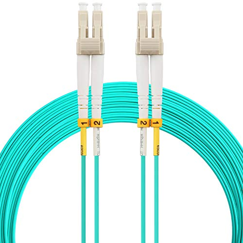 Dathuil Fiber Optic Cables, (20m / 66 ft) 10Gb 40Gb Multimode OM3...
